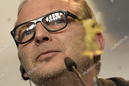 French director Etienne Comar attends the press conference for 'Django' during the 67th annual Berlin Film Festival, in Berlin, Germany, 09 February 2017. The movie is presented in the Official Competition at the Berlinale that runs from 09 to 19 February.