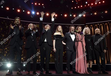 Editorial picture of Opening Ceremony - 67th Berlin Film Festival, Germany - 09 Feb 2017