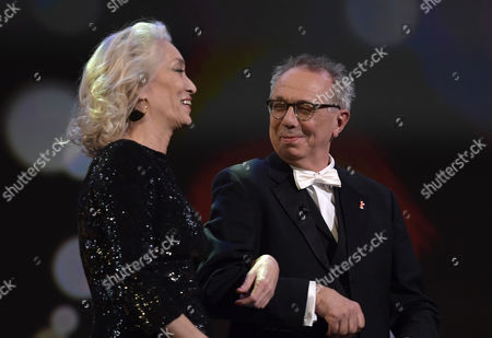 Editorial image of Opening Ceremony - 67th Berlin Film Festival, Germany - 09 Feb 2017
