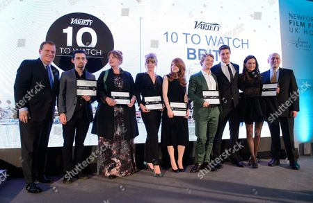 Variety 10 to watch - Gregg Schwenk, Craig Roberts, Sarah Perry, Kate Hewitt, Krysty Wilson-Cairns, Alfie Allen, Max Irons, Kate Maberly and Gary Sherwin