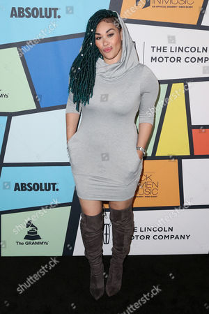 Stock Image of Keke Wyatt