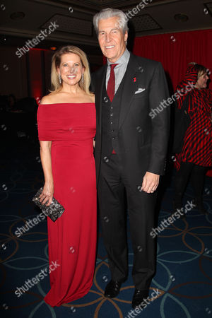 Editorial picture of American Heart Association's Go Red For Women Red Dress Collection Runway Show, New York, USA - 09 Feb 2017