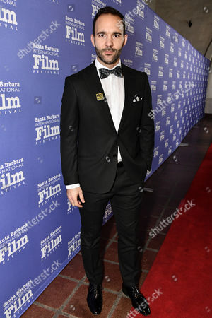 Editorial photo of American Riviera Award, Arrivals, Santa Barbara International Film Festival, USA - 09 Feb 2017