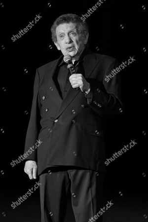 Stock Image of Jackie Mason