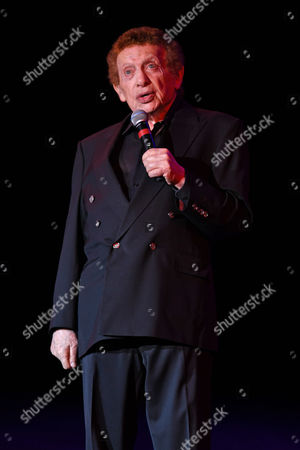 Editorial photo of Jackie Mason performs at The Parker Playhouse, Fort Lauderdale, USA - 09 Feb 2017