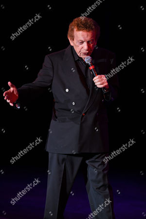 Stock Photo of Jackie Mason