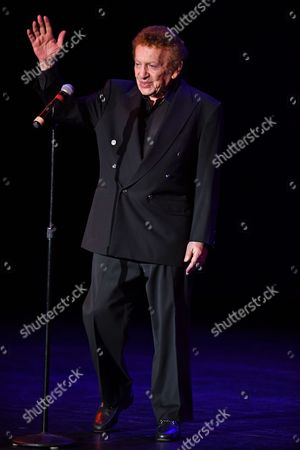 Editorial picture of Jackie Mason performs at The Parker Playhouse, Fort Lauderdale, USA - 09 Feb 2017