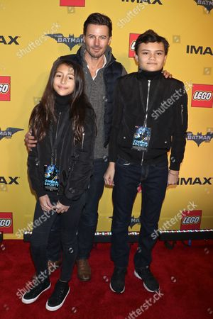 Editorial image of 'The Lego Batman Movie' film screening, New York, USA - 09 Feb 2017