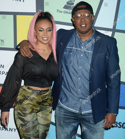Master P and daughter Cymphonique Miller