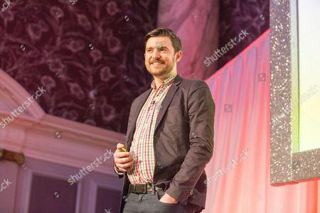 Stock Photo of Fraser Doherty MBE Founder of SuperJam