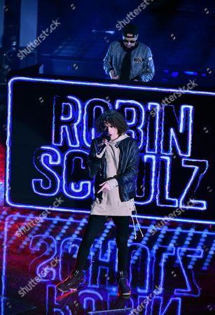 Robin Schulz and Trevor Dahl