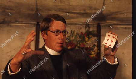 Nicholas Pennell (as the Vicar)