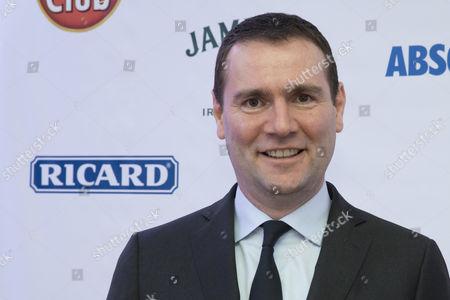 Alexandre Ricard, Pernod Ricard CEO