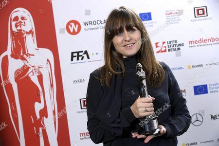 Editorial picture of Poland European Film Awards - Dec 2016