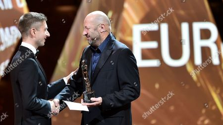Editorial photo of Poland European Film Awards - Dec 2016