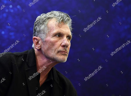 Us Writer Michael Cunningham Attends a Meeting with Readers at the 8th Conrad Festival in Cracow Poland 29 October 2016 (issued 30 October) the Leading Motif of This Year's Edition of the Literary Festival is 'Intensity Understood Both As Passion and Unwavering Commitment to the Common Matter of Culture ' Poland Cracow