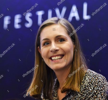 Canadian-born New Zealand Author Eleanor Catton Attends a Meeting with Readers at the 8th Conrad Festival in Cracow Poland 29 October 2016 (issued 30 October) the Leading Motif of This Year's Edition of the Literary Festival is 'Intensity Understood Both As Passion and Unwavering Commitment to the Common Matter of Culture ' Poland Cracow