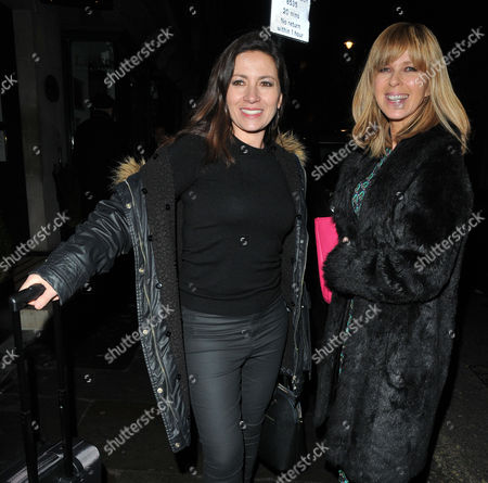 Clare Nasir and Kate Garraway