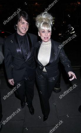 Barbara Windsor and husband Scott