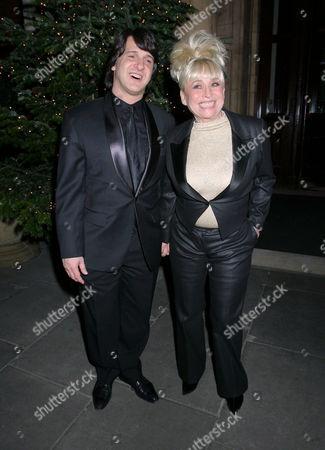 Editorial photo of Christopher Biggins 60th birthday party, Landmark Hotel, London, Britain - 15 Dec 2008