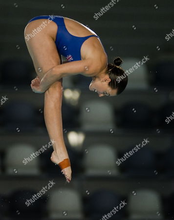 Editorial picture of Netherlands Diving European Championships - May 2012