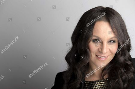 A Picture Made Available on 13 November 2014 Shows Dutch Singer Trijntje Oosterhuis Posing in Rotterdam the Netherlands 12 November 2014 She Will Represent the Netherlands in the 60th Annual Eurovision Song Contest Held in Austria in 2015 Netherlands Rotterdam