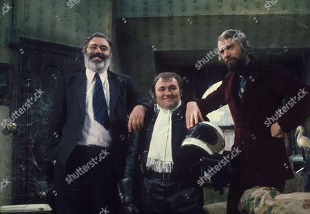 'Dawson's Weekly'  TV - Alan Simpson, Les Dawson and Ray Galton
