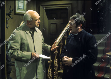 'Dawson's Weekly'  TV - 1975 - The Clerical Error - Les Dawson and George A. Cooper.