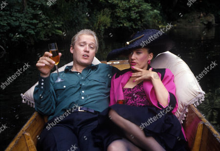 'Snakes and Ladders'  TV - 1989 - Adrian Edmondson and Kate McKenzie as Emma.