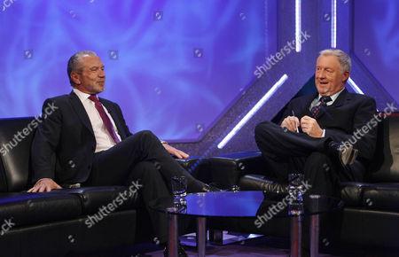 'An Audience Without Jeremy Beadle'  TV - 2008 - Sir Alan Sugar and Chris Tarrant.
