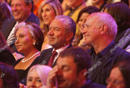 'An Audience Without Jeremy Beadle'  TV - 2008 - Ann and Sir Alan Sugar.