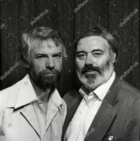 Ray Galton (writer) and Alan Simpson (writer)