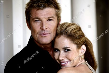 2007-08-14 Amsterdam - Winsor Harmon (thorne Forrester) and Ashley Jones (bridget Forrester) From the Bold and the Beautiful Are a Couple of Days in the Netherlands For Promotion Anp Photo Freek Van Asperen Amsterdam