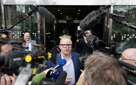 Editorial picture of Netherlands Referendum Eu Ukraine - Apr 2016