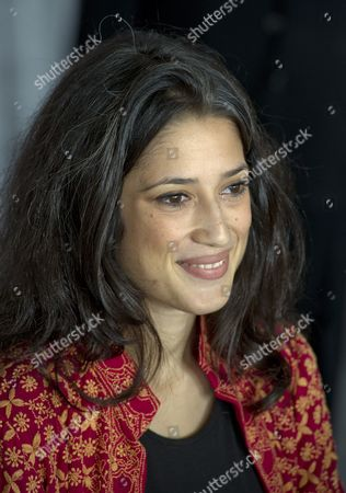 Pakistani Poet and Writer Fatima Bhutto at 'The Women's Conference 2011' in Amsterdam the Netherlands 23 November 2011 Netherlands Amsterdam