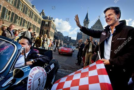 Editorial image of Netherlands Fundraiser Rally - Oct 2012