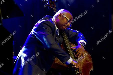 A Picture Made Available on 12 July 2014 Shows Us Jazz Bassist Christian Mcbride Performing on Stage on the First Day of the 39th North Sea Jazz Festival in Rotterdam the Netherlands 11 July 2014 the Event Runs Until 13 July Netherlands Rotterdam