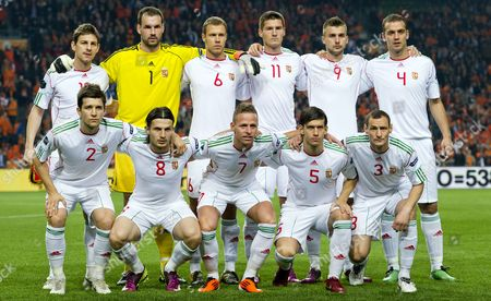 Editorial image of Netherlands Soccer Euro 2012 Qualification - Mar 2011