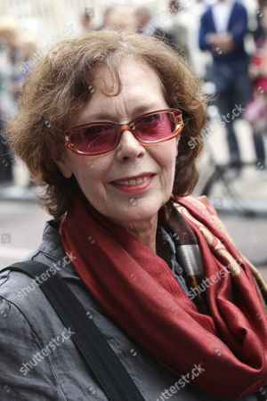 A Picture Dated 31 July 2011 Shows Dutch Actress Sylvia Kristel Posing For Photographs in Amsterdam the Netherlands Kristel who Starred in the Iconic 1974 Erotic French Film 'Emmanuelle' and Over 50 Other Movies Died in Her Sleep Overnight After Suffering From Cancer Her Agent Said on 18 October 2012 She was 60 Netherlands Amsterdam