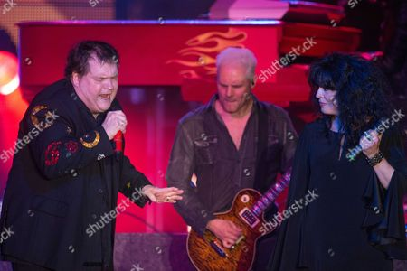 Editorial image of The Netherlands Music Meat Loaf Concert - May 2013