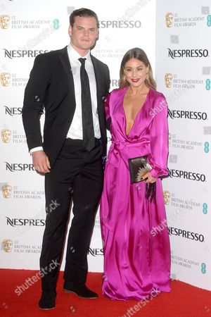 Stock Image of Ryan Libbey and Louise Thompson