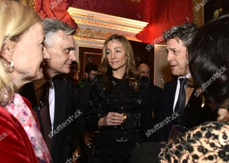 Editorial image of EE British Academy Film Awards Nespresso Nominees' Party, Kensington Palace, London, UK - 11 Feb 2017