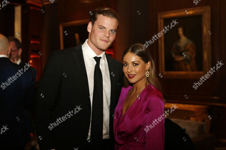 Ryan Libbey and Louise Thompson