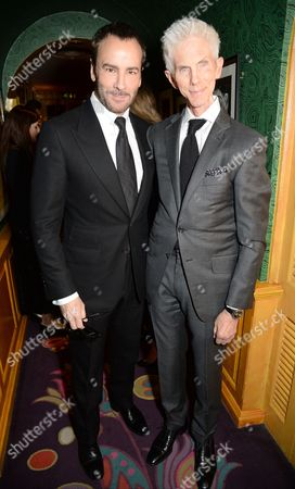 Editorial picture of The Charles Finch and Chanel Pre-BAFTAs Dinner, Annabel's, London, UK - 11 Feb 2017