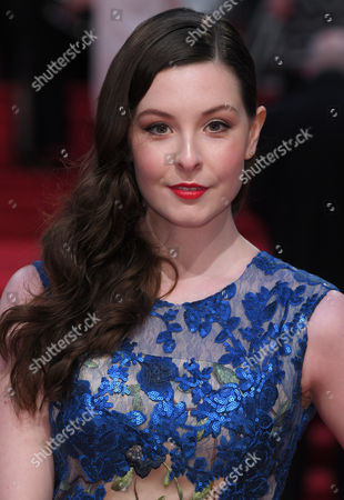 Editorial image of EE BAFTA British Academy Film Awards, Arrivals, Royal Albert Hall, London, UK - 12 Feb 2017