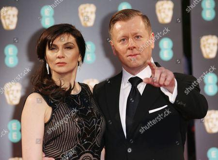 Editorial photo of EE BAFTA British Academy Film Awards, Arrivals, Royal Albert Hall, London, UK - 12 Feb 2017