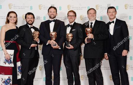 Daisy Ridley, Robert Legato, Dan Lemmon, Andrew R. Jones, Adam Valdez, Luke Evans - Best Special Effects - Jungle Book