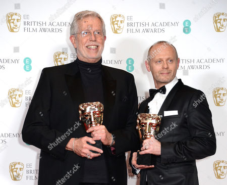 Editorial image of EE BAFTA British Academy Film Awards, Press Room, Royal Albert Hall, London, UK - 12 Feb 2017