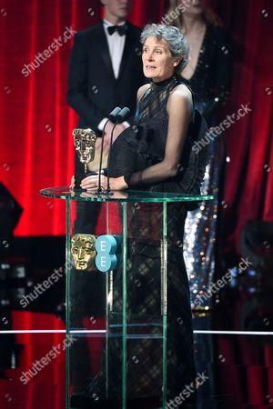 Editorial photo of EE BAFTA British Academy Film Awards, Show, Royal Albert Hall, London, UK - 12 Feb 2017