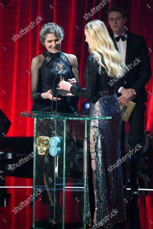 Editorial image of EE BAFTA British Academy Film Awards, Show, Royal Albert Hall, London, UK - 12 Feb 2017